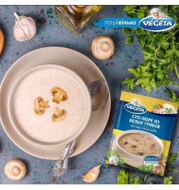 """Суп пюре із білих грибів """"VEGETA"""", пак, 48г"""