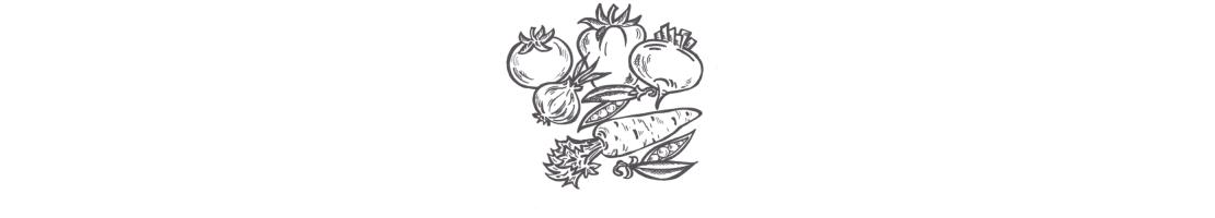 Овочі та овочеві суміші