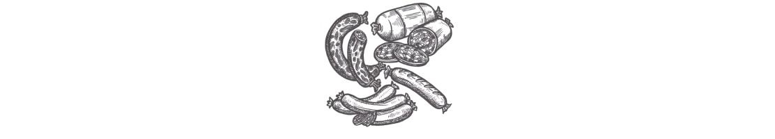Сосиски та ковбаски