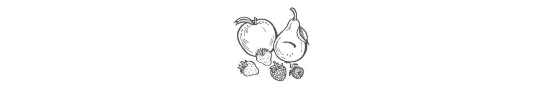 Ягоди та фрукти