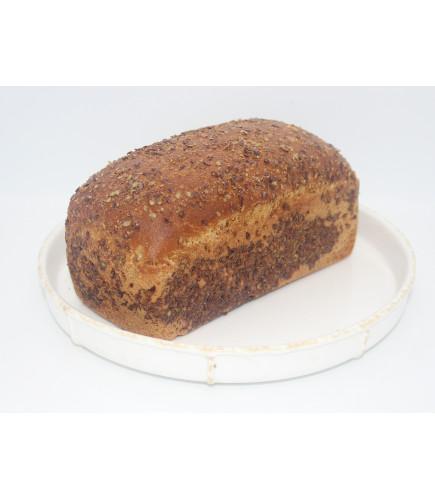"""Хліб пшенично-житній бездріжджовий 300 g - Торгівельна Марка """"Концерн Хлібпром"""""""