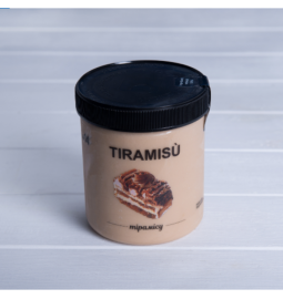 Морозиво «Тірамісу» TIRAMISU №14 ТМ La Gelateria Italiana 330г