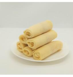 """Млинці """"Французські"""" з сиром (солодкі) 1000g - Напівфабрикати у тіcтовій оболонці заморожені TM SMAK WELL"""