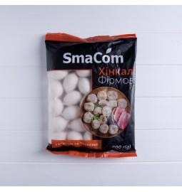 Хінкалі «Фірмові» з м'ясом та травами, заморожені, 800g - Торгівельна марка «SmaCom»