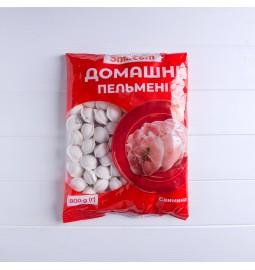 Пельмені «Домашні» заморожені, свинина, 800g - Торгівельна марка «SmaCom»