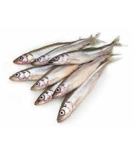 Мойва, риба морська морожена ціла, 1кг.