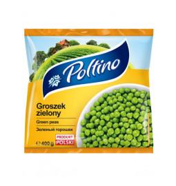 Горошок зелений 400g - Poltino Овочі