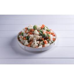 """Овочева суміш """"7"""" 450 g - Poltino Суміші овочів"""