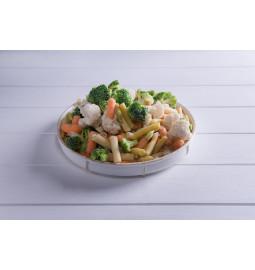 Овочі на сковорідку з паризької приправою 450g - Poltino Овочі на сковороді